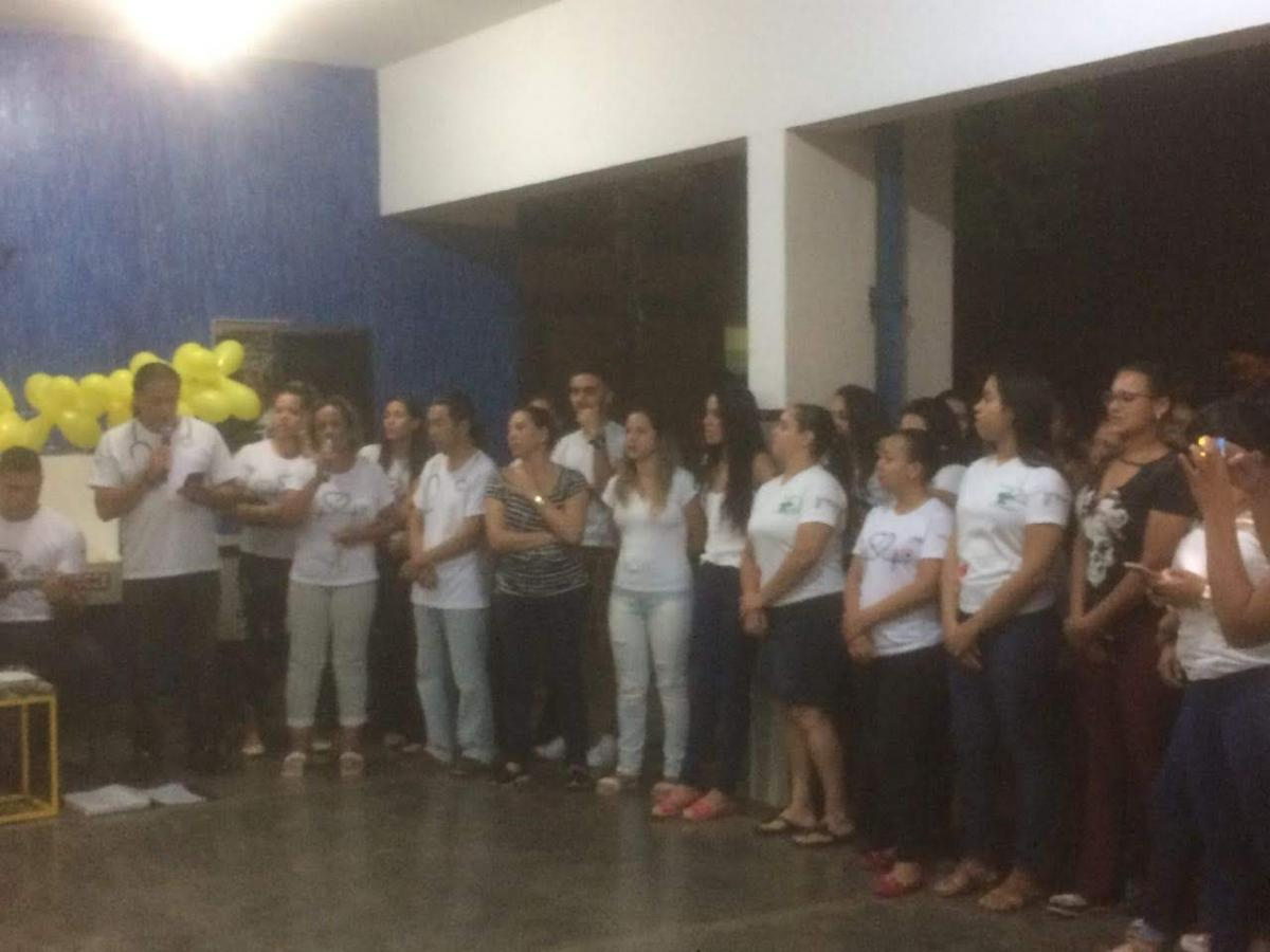SETEMBRO AMARELO – 2018 CAMPANHA DE PREVENÇÃO AO SUICÍDIO