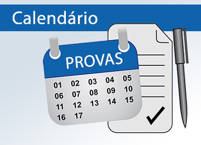 Calend�rio de Provas - Ensino M�dio - Setembro de 2017