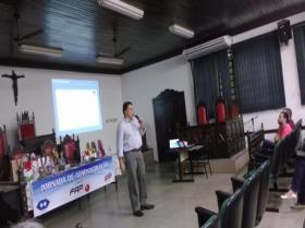 PARTICIPAÇÃO DA VII JORNADA FAP DE ADMINISTRAÇÃO DA FACULDADE FADAP DE TUPÃ -  2º Semestre 2017